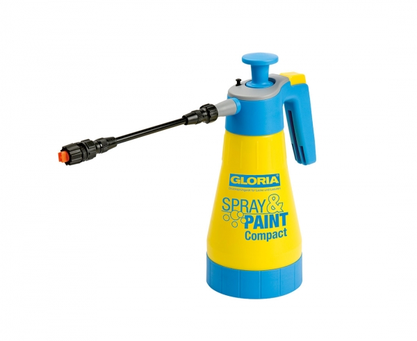 Gloria tryckspruta Spray & Paint 1,25 l